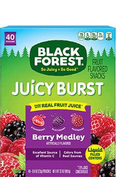 Black Forest Juicy Bursts Berry Medley