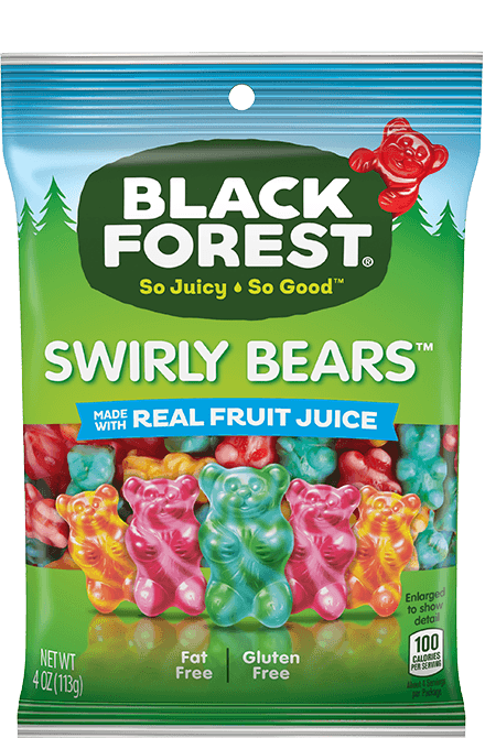 Swirly Bears