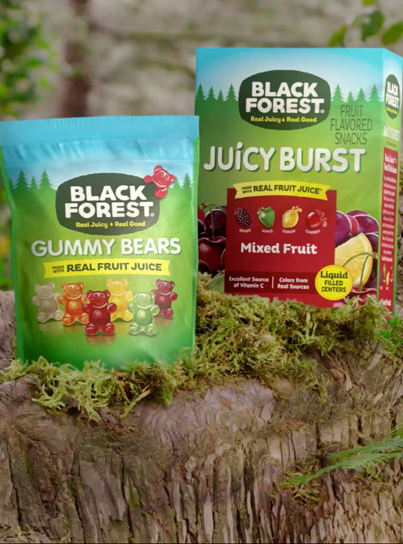 Black Forest Gummies and Snacks