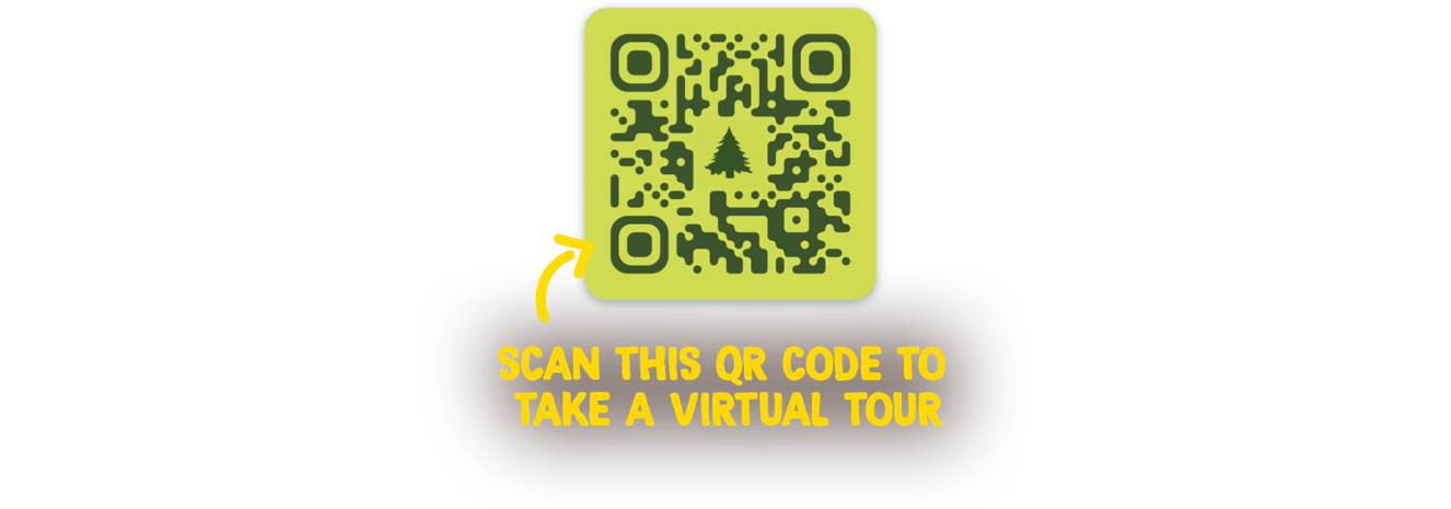 QR Code to take the tour.